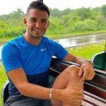 Matías Rotondi, argentino que desea hacer historia en Liga Nacional con el Honduras Progreso