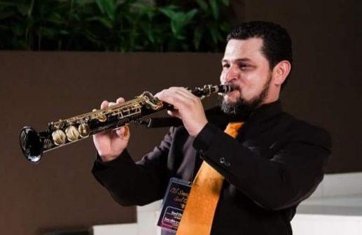 Soel Osorto y su saxofón, llegan a lo más profundo del corazón de su público