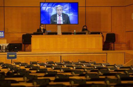 ONU critica que gobiernos usen la pandemia como excusa para suspender procesos electorales