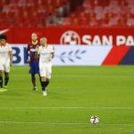 El Barça pone pie y medio fuera de la Copa del Rey tras caer ante el Sevilla