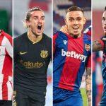 Sevilla – Barça y Athletic – Levante, las semifinales de la Copa del Rey