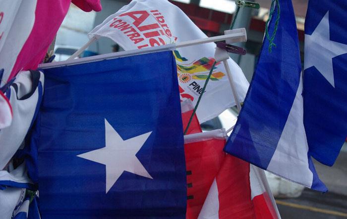 El presente proceso electoral no presenta garantías para que el pueblo tenga tranquilad: Olban Valladares