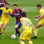 Barcelona deja pasar oportunidad y empata ante el Cádiz