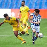 Real Sociedad golea al Cádiz en un duelo condicionado por el VAR