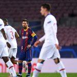 """""""Messi se irá al PSG"""", aseguran jugó su último partido de Champions en el Camp Nou"""