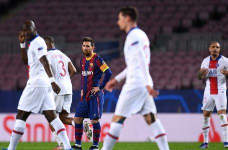 """""""Messi se irá al PSG», aseguran jugó su último partido de Champions en el Camp Nou"""
