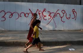 Myanmar bloquea Facebook ante resistencia al golpe
