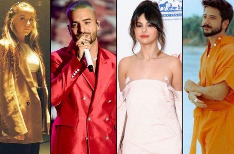 Maluma, Selena Gomez, Camilo, Evaluna y otros artistas estarán en Premio Lo Nuestro 2021