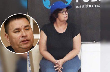 Condenan por lavado de activos a exesposa del comisionado de policía Mejía Tinoco