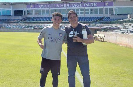 Hondureño Erick Gunera llega a las filas del Orlando City de la MLS