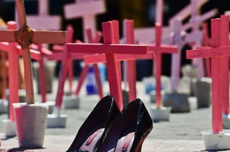 Reportan unos 25 casos de femicidios en lo que va del año