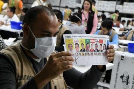 Próximo proceso electoral es para la reconstrucción económica y moral del país