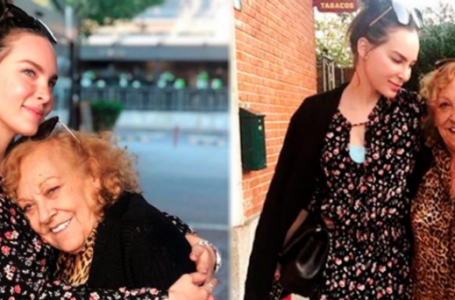 """Murió la abuelita de Belinda: """"Acaba de fallecer la mujer de mi vida"""""""