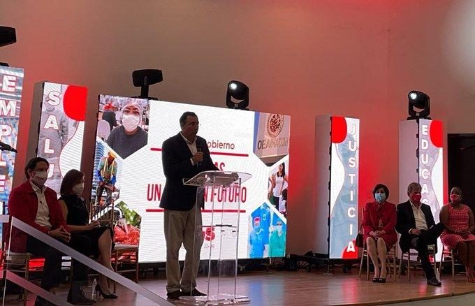 Recuperar la MACCIH es una de las propuestas de Luis Zelaya