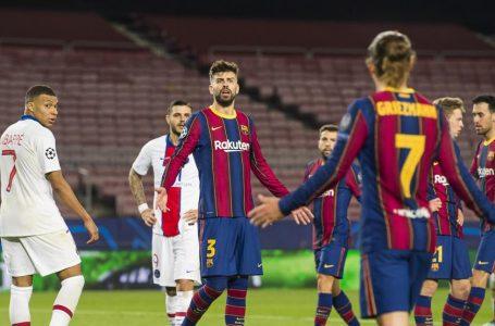 El Barcelona inmerso en una racha de derrotas histórica
