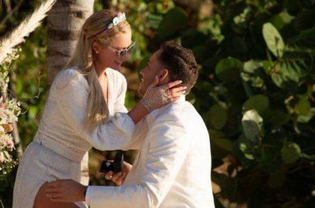 ¡Boda a la vista! Paris Hilton se comprometió el día de su cumpleaños 40