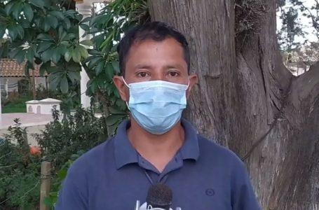 Periodista Henry Fiallos, es amenazado por cubrir la muerte de Keyla Martínez