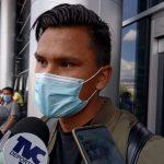 Denil Maldonado llega al país para unirse a la Sub-23 y disputar el Premundial