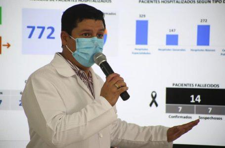 Hospitales de la zona norte todavía tienen cupos para pacientes con Covid-19