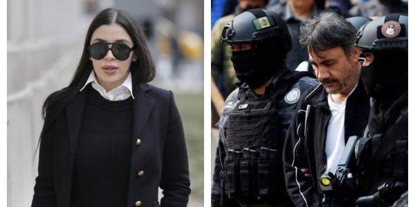 """Dámaso López redujo su pena tras hundir al """"Chapo"""" y acusar a Emma Coronel"""