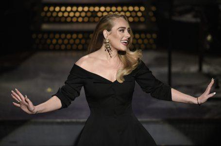 Adele revela que se vio obligada a dejar el alcohol para regresar a la música