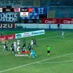 Motagua reclama por dos penales no pitados a su favor en el clásico ante Olimpia
