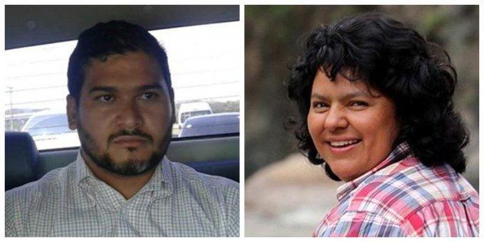 A 5 años de la muerte de Berta Cáceres; posponen juicio a David Castillo
