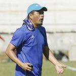 Reynaldo Tilguath, nuevo entrenador de Real de Minas que intentará evitar el descenso