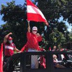 """Liberales de Atlántida piden a electores """"recuperar Honduras"""""""