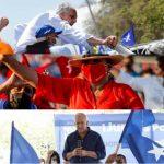 Políticos cierran campañas bajo promesas e incertidumbre de cara a las primarias