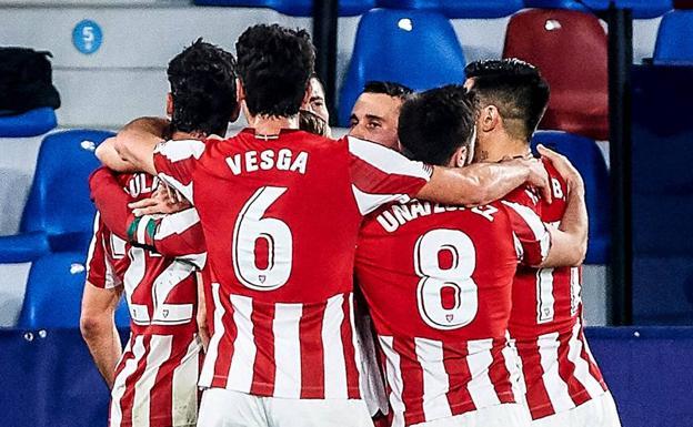 Athletic de Bilbao jugará la final de Copa del Rey con el Barcelona