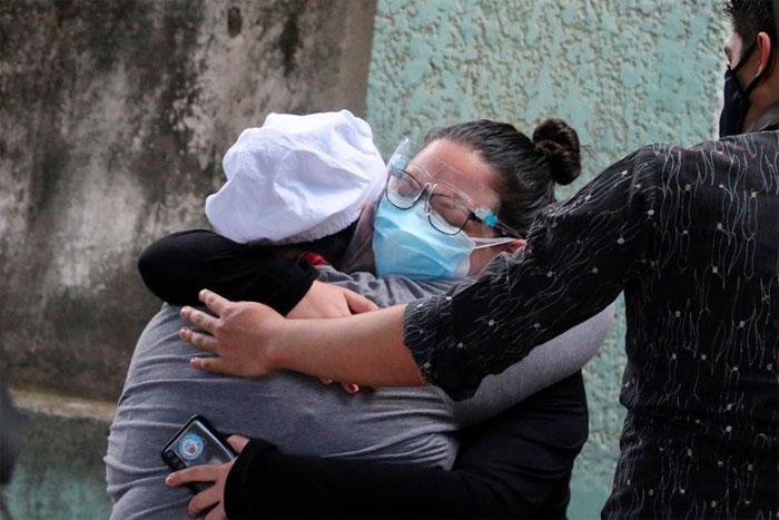 Hospitales  capitalinos reportan 15 decesos bajo sospecha de la Covid-19