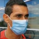"""Me voy un poco triste, no pensaba irme tan rápido"": Maidana a su salida de Honduras"