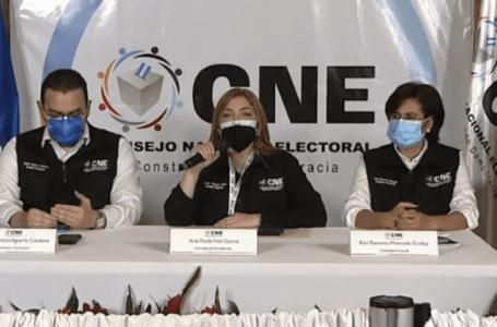CNE pide al Congreso Nacional aprobar nueva Ley Electoral «completa y definitiva»