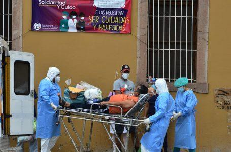 Hospital San Felipe reporta baja en casos COVID-19