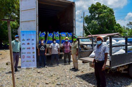 Grupo Jaremar reafirma su apoyo a 76 comunidades de la zona agroindustrial