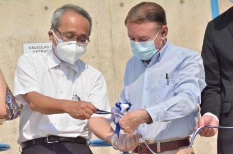 Japón y Honduras inauguran Planta de Tratamiento de Agua Potable en Comayagua