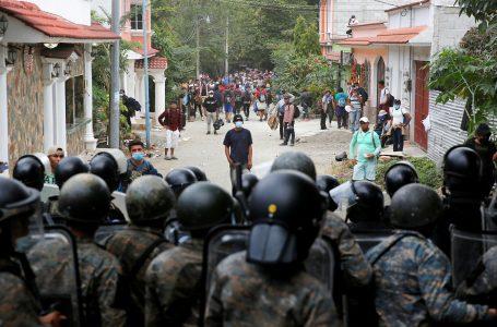 Honduras, Guatemala y México militarizarán fronteras tras acuerdo con Estados Unidos