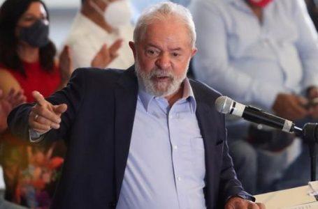 Lula no descarta competir en elecciones de 2022; «si es necesario» sería candidato, dice