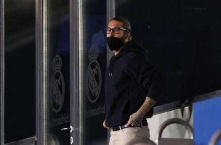 Real Madrid confirmó que Sergio Ramos tiene COVID-19