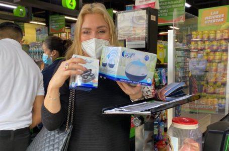 Supermercados La Colonia sigue promocionando exclusivos productos de LongFit Care