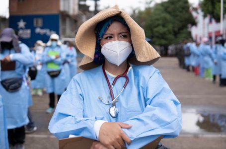 Contagios de coronavirus suman más de 244 mil y muertes ya son 6,567 a nivel nacional