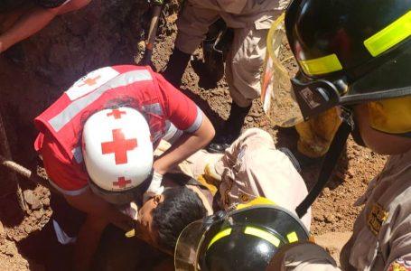 Ascienden a dos los obreros muertos de los tres que resultaron soterrados en Sabanagrande