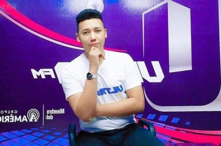 Fallece el joven locutor de Ultra FM, «Gabo» Fúnez