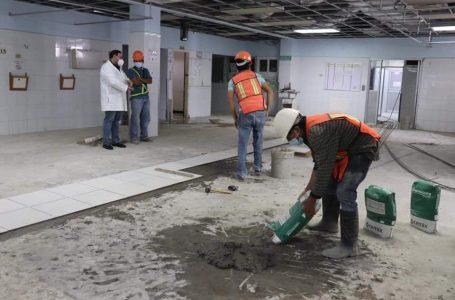 Cepudo invertirá L. 20 millones para la remodelación de las emergencias del hospital Mario Catarino