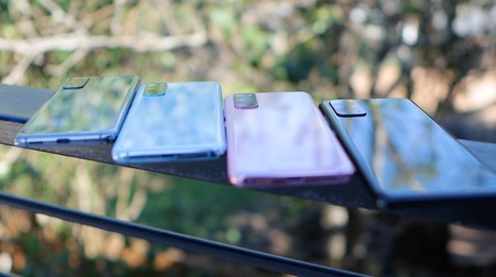 Ventas Smartphones 1t 2020 Samsung