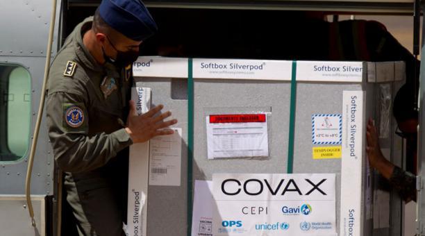 Honduras recibirá más de 212 mil vacunas de Pfizer por parte de Covax a finales de junio