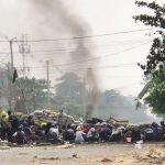 Suman más de 600 manifestantes muertos durante protestas en Myanmar
