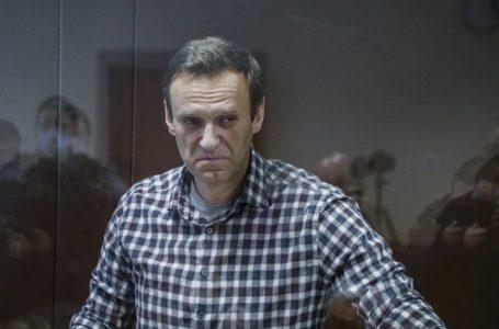 """EE.UU. advirtió a Rusia: """"Habrá consecuencias si muere el líder opositor Alexei Navalny"""""""