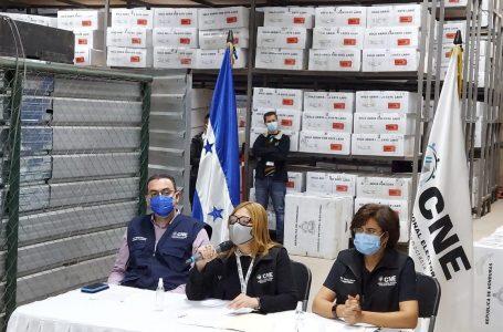No estamos de acuerdo con los informes del CNE: Luis Zelaya